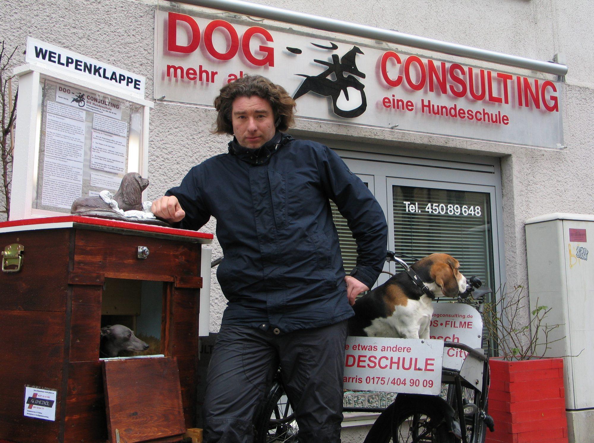 Dogconsulting  eine Hundeschule  & Die Welpenklappe e.V.